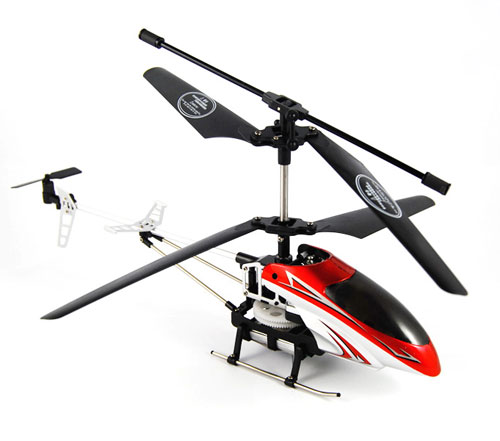Metal Airframe RC 713